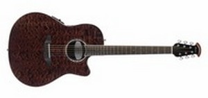 Электроакустическая гитара Ovation CS28P-TGE