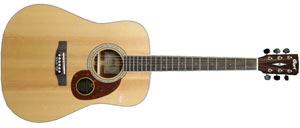 Акустическая гитара Cort Eearth 100 NAT