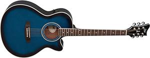 Электроакустическая гитара ESP LTD XTONE AC-5E STBSB