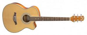 Акустическая фолк-гитара Flight F-230C