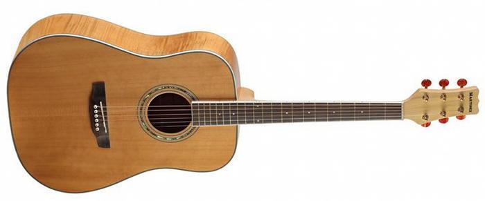 Акустическая гитара Martinez FAW-2016