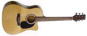 Акустическая гитара Martinez FAW-801EQ