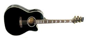 Акустическая гитара Martinez FAW-817EQ