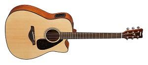 Акустическая гитара Yamaha FGX800C N