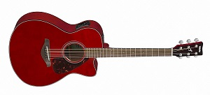 Электроакустическая гитара Yamaha FSX800C RR