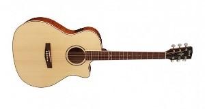 Электро-акустическая гитара Cort GA-FF-NAT Grand Regal