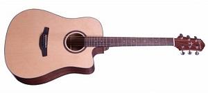Акустическая гитара Crafter HD-100CE/OP.N
