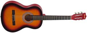 Акустическая гитара с нейлоновыми струнами Prado HS3805