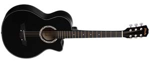 Акустическая гитара 38
