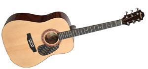 Акустическая гитара Hohner HW220