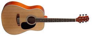 Акустическая гитара Colombo LF 4111