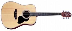 Акустическая гитара Crafter MD-40 с чехлом