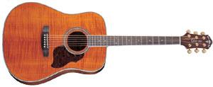 Гитара в чехле Crafter MD-60