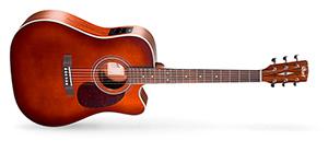 Электроакустическая гитара Cort MR500E-NT