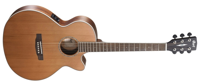 Электроакустическая гитара CORT SFX 1F NS