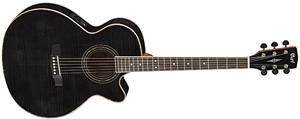 Электроакустическая гитара Cort SFX FM TBK W-BAG