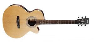 Электроакустическая гитара Cort SFX-ME-NAT