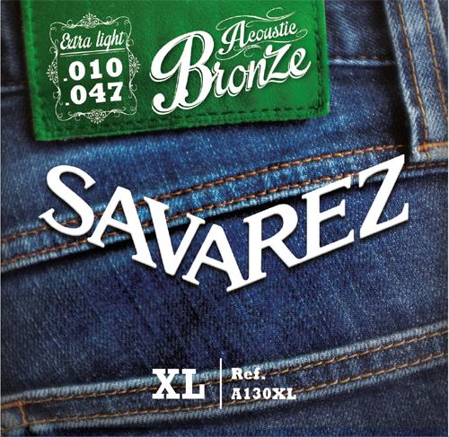 Струны Savarez Acoustic Bronze