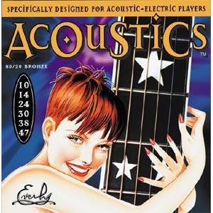 Струны Everly Acoustic