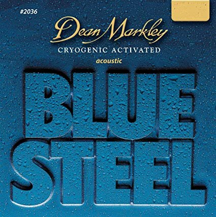 Струны Dean Markley Blue Steel