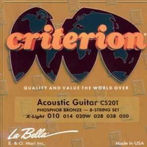 Струны La Bella CRITERION C520