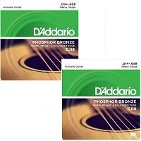 D'ADDARIO EJ18 (Pack x 2)