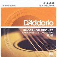 D'ADDARIO Phosphor Bronze (EJ)