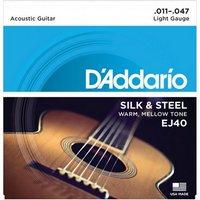 D'ADDARIO Silk&Steel