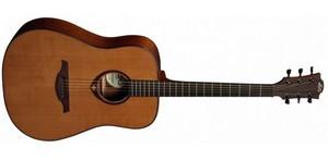 Акустическая гитара Lag T200D