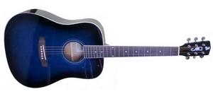 Акустическая гитара Alicante Titanium MBL