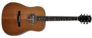 Акустическая гитара CUENCA W-100 B GZ/LM NEGRA