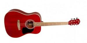 Акустическая гитара Flight W300RD