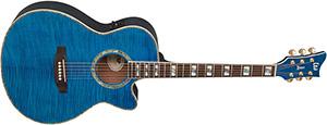 Электроакустическая гитара ESP LTD XTONE AC-20E FM STB