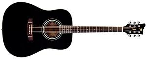 Акустическая гитара ESP LTD XTONE D-5 BLK
