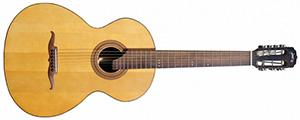Русская семиструнная гитара Doff F104
