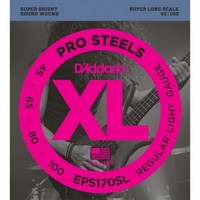 D'ADDARIO EPS ProSteels Long