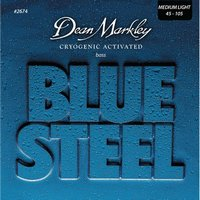 Dean Markley Blue Steel Bass