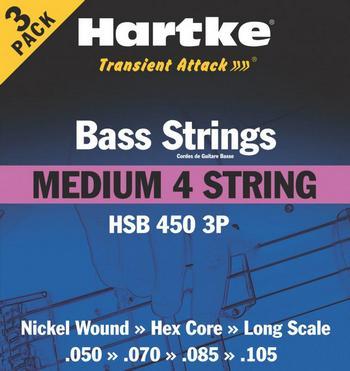 Струны Hartke HSB4503P