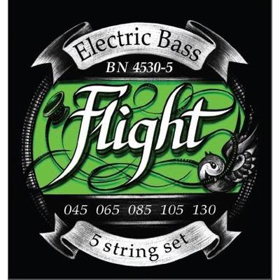 Струны Flight Electric Bass Strings (5)