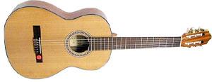 Детская гитара одна вторая Strunal 4855