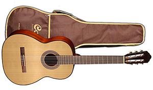 Классическая гитара Cort AC 100 W_BAG (с чехлом)