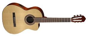 Классическая гитара 4/4 Cort AC120CE-OP Classic Series