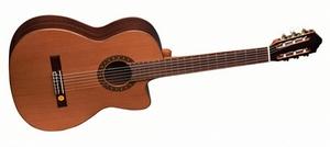 Классическая гитара с вырезом Strunal C977