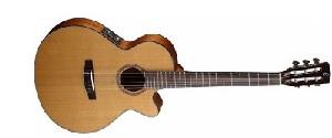 Электро-акустическая классическая гитара CEC1 Classic S