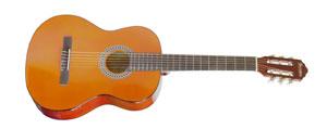 Классическая гитара Barcelona CG6 4/4 с чехлом