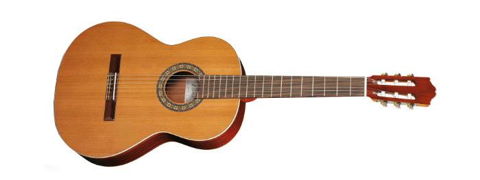 Гитара классическая CUENCA мод. 5 размер 4/4 Испания