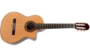 Электрифицированная гитара Raimundo 660E Spruce