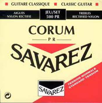 Струны Savarez 500 PR