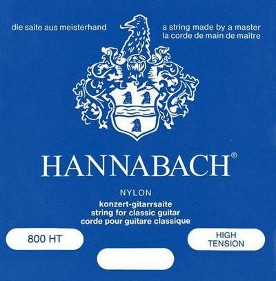 Струны Hannabach 800