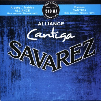 Струны Savarez Alliance Cantiga